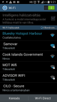 Cook Islands Government's wifi - Állami wifi