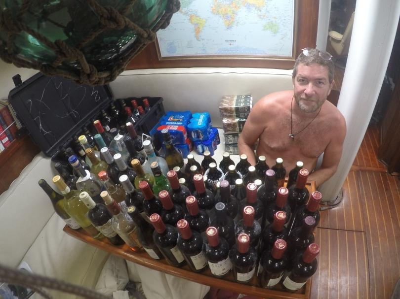 Dan's idea of circumnavigation - A kapitányom így szereti